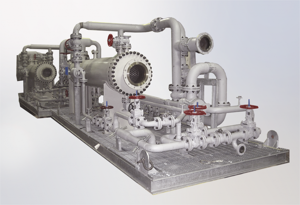 Process-Powered Vacuum Systems